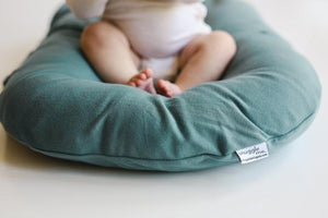 Snuggle Me Organic Cotton Cover | Moss
