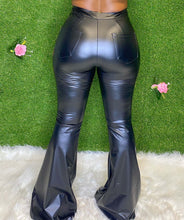 Load image into Gallery viewer, Lady In Leather (Bellbottoms)