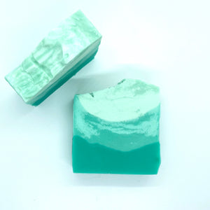 Eucalyptus and White Tea 5 oz Soap