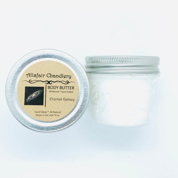 Eternal Galaxy 4 oz Body Butter