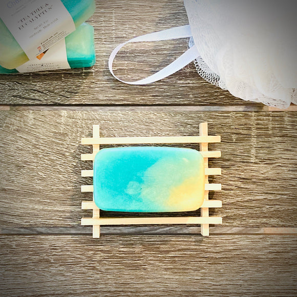 Tea Tree and Eucalyptus 3.5 oz Soap Bar