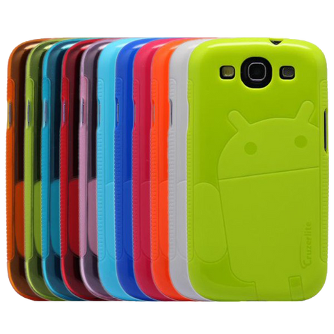 Androidified A2 Case For Samsung Galaxy S III