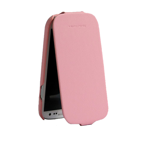 HOCO Samsung Galaxy S3 Genuine Leather Flip Case