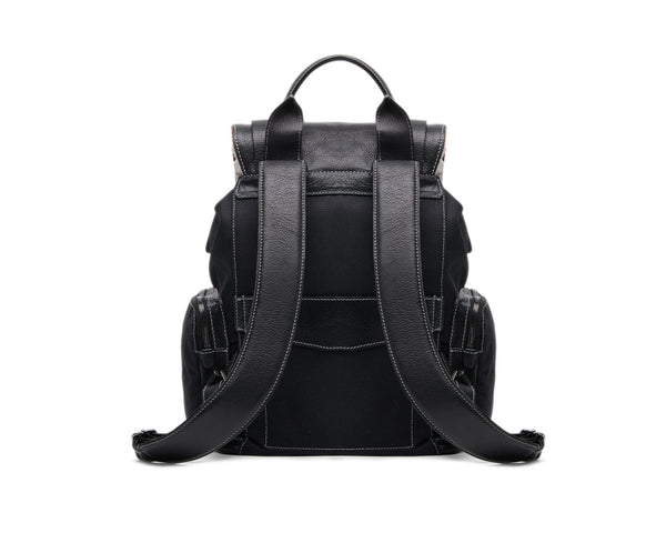 Zaino Backpack Explorer Wool Black