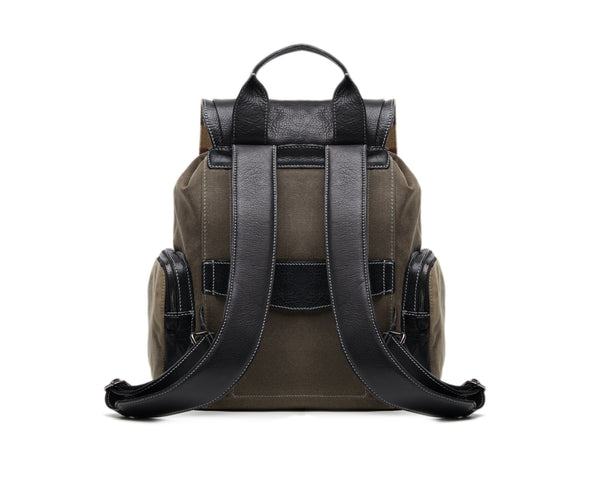 Zaino Backpack Explorer Wool Military