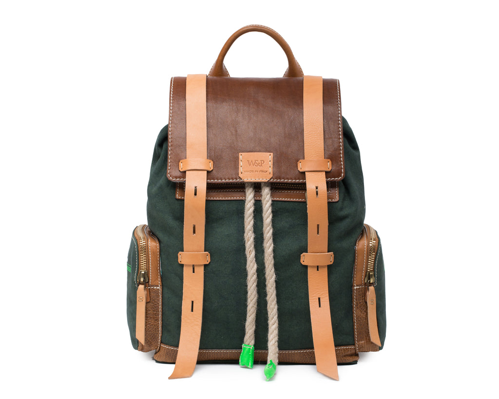 Zaino Backpack Explorer Dark Green