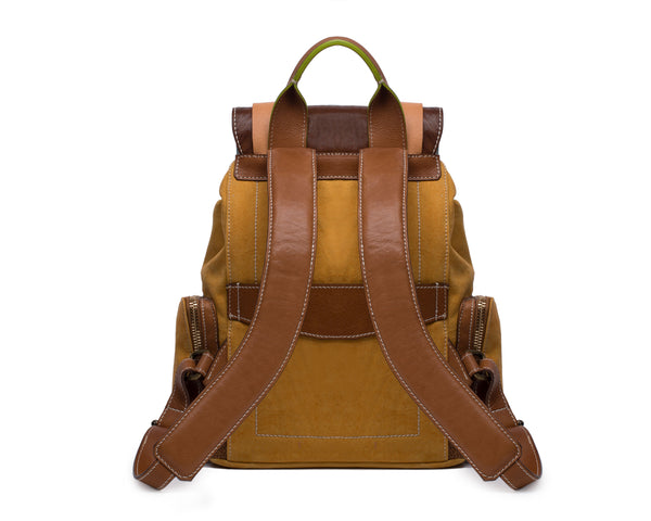 Zaino Backpack Explorer Ochre