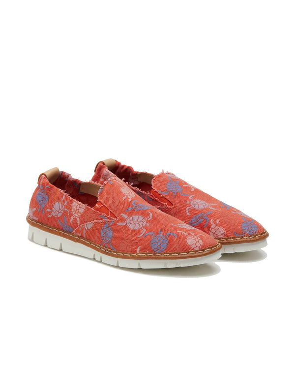 Scarpe Slip-On Quintana Turtles