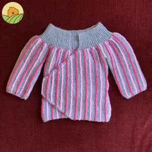 Wool Sweater - كنزة صوف