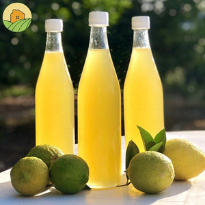 Lemon Syrup - شراب الحامض