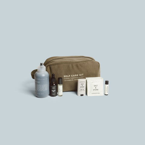 KUARTO x Service & Supply Self Car Kit Bag
