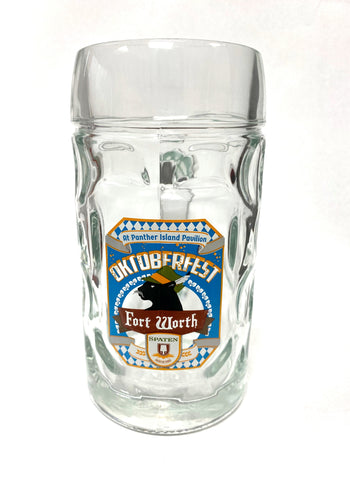 Oktoberfest Fort Worth 2021 Stein