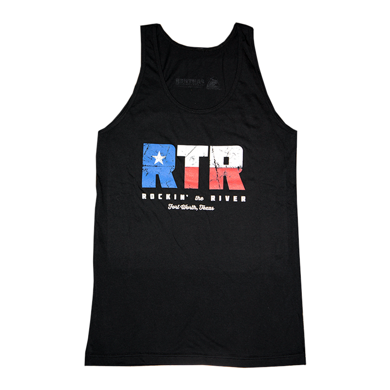 RTR Texas Flag Tank Top