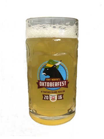 Oktoberfest Fort Worth 2016 Stein