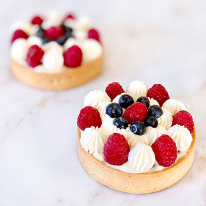 Berry Cheesecake Tarte - SPECIAL 4TH OF JULY