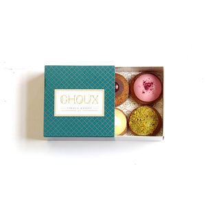 Gluten Free Choux Cream Puffs Box