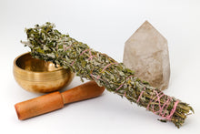 Load image into Gallery viewer, Mugwort Smudge Stick