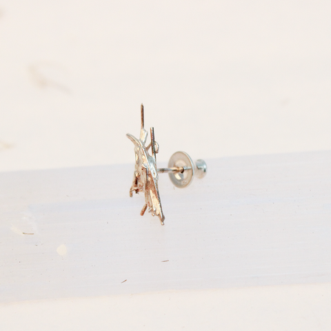 Eco Silver Single Stud (A)
