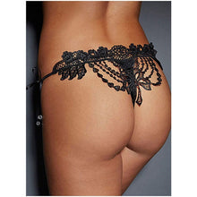 Load image into Gallery viewer, Sexy Women Lace Panties Brief Bikini Knickers Lingerie Thongs G-string Underwear Women's Sexy Lace Bow-Knots Lingerie Underwear