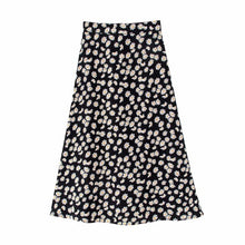 Load image into Gallery viewer, Floral print women midi skirts 2020 summer fashion ladies high waist boho skirt female bohemian midi skirts girls chic jupe