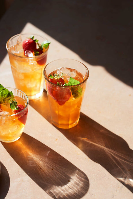 How to Make (Non-Alcoholic) Rooibos Punch