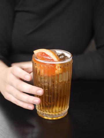 How to Make Ruby Red Oolong Iced Tea