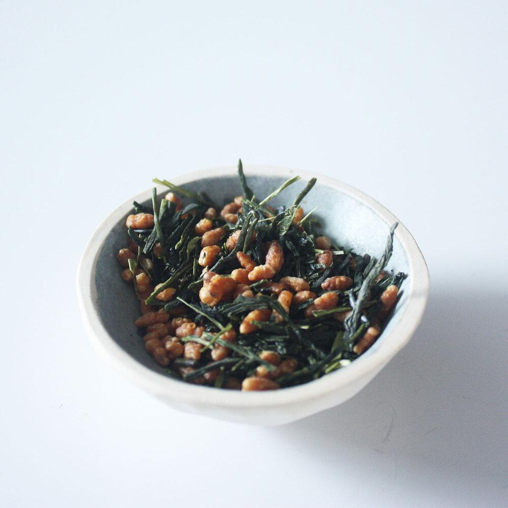 GUEST TEA Genmaicha - Loose Leaf - Green Tea (Organic)