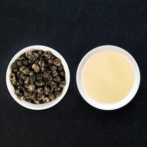 Jasmine Pearls - Loose Leaf - Green Tea