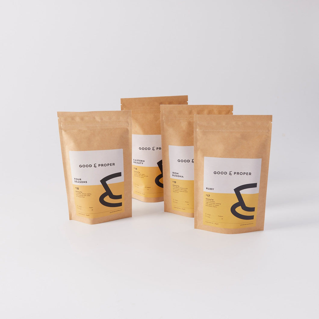Oolong Tea Bundle