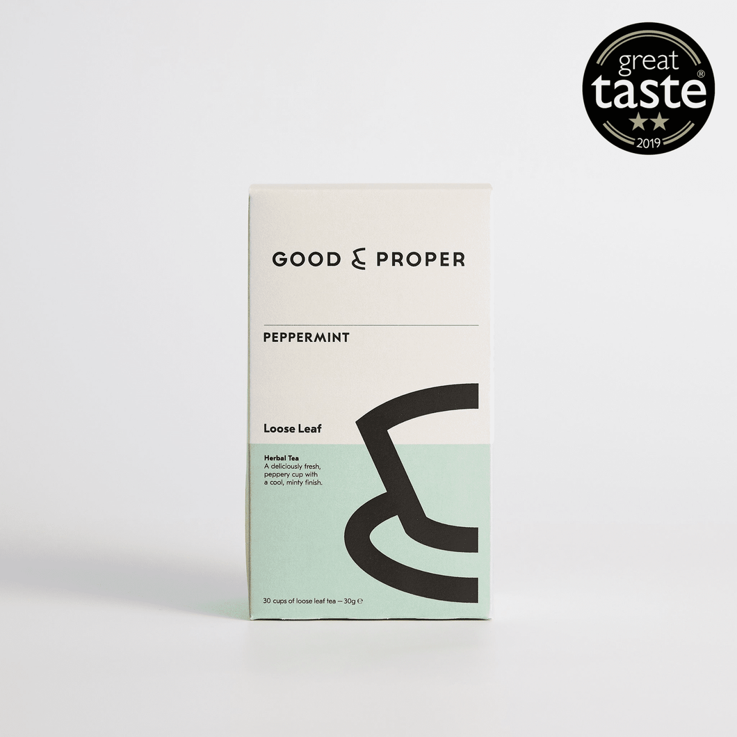 Peppermint - Loose Leaf - Herbal Tea