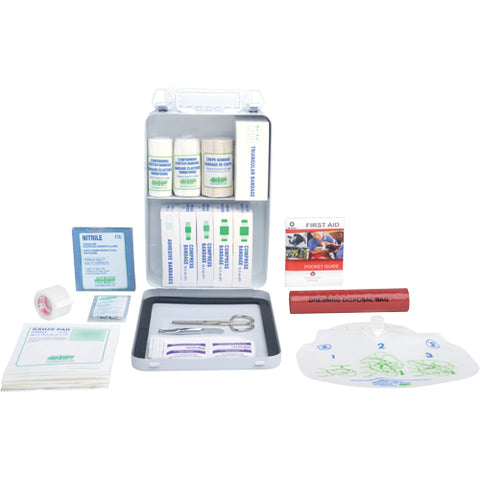 Safecross - Alberta #1 Regulation First Aid Kit