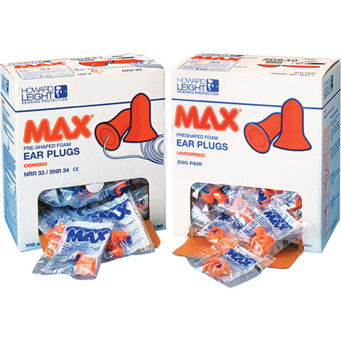 Honeywell - Howard Leight™ Max® Foam Earplugs