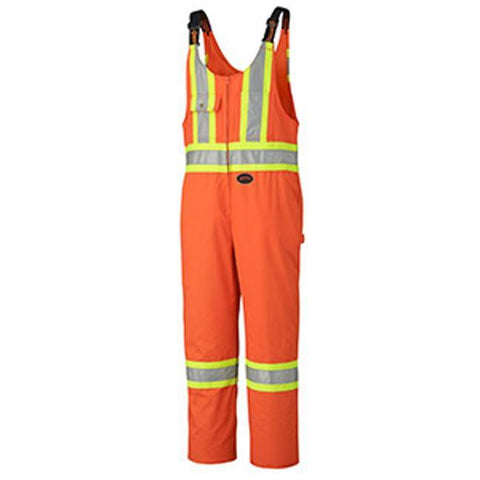 Pioneer - Hi-Viz Safety Poly/Cotton Overall