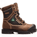 "Royer 8"" Metal-Free Work boot"