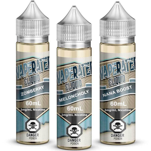 60ml Variety Pack - Evaperated