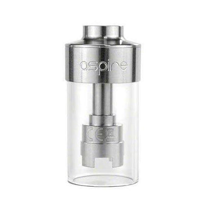 Aspire Atlantis Replacement Glass and SS - Evaperated