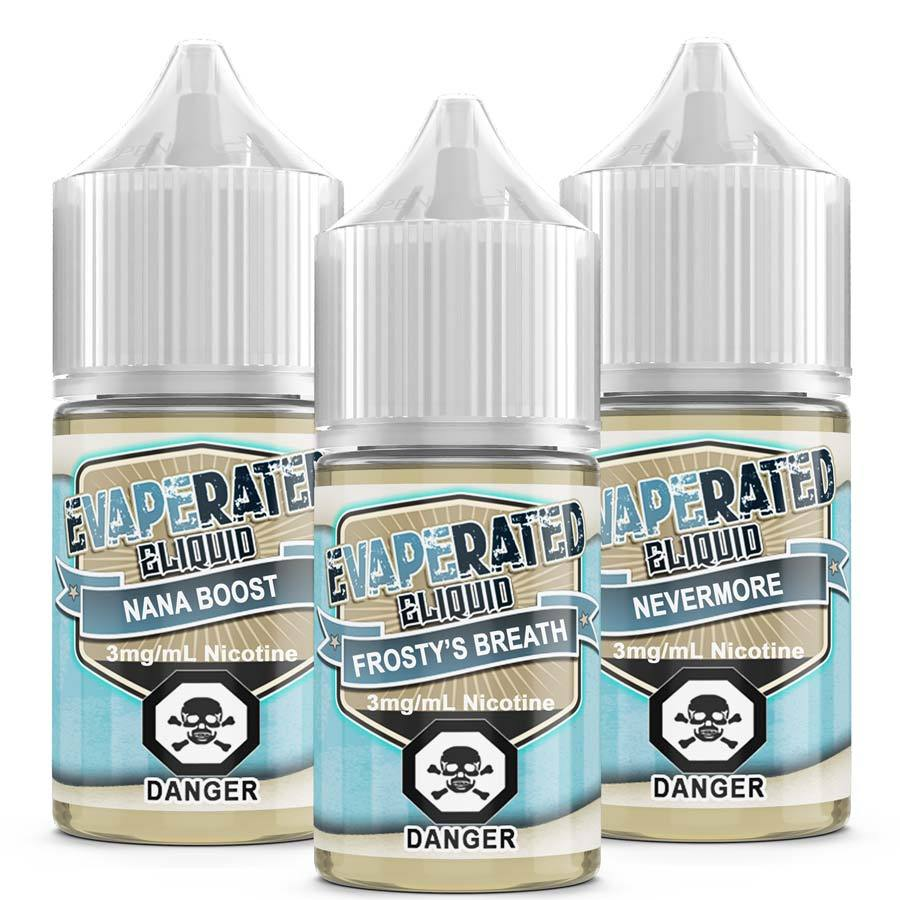 30ml Variety Pack - Evaperated