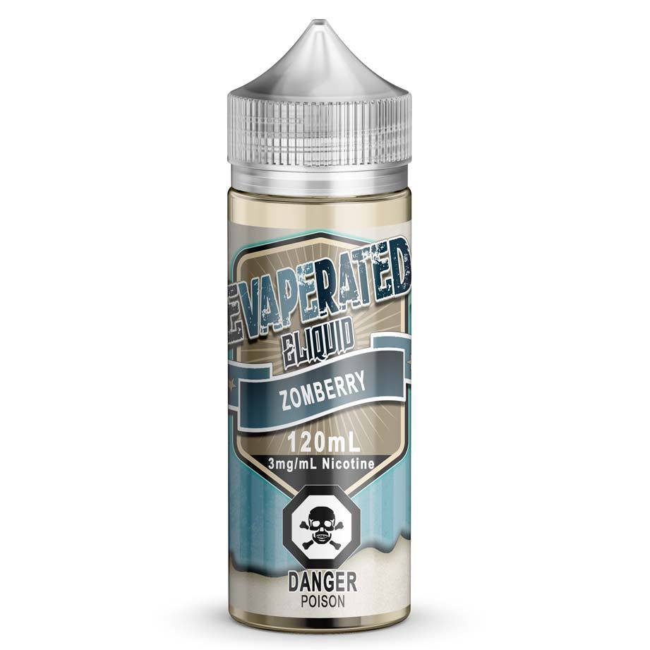 Zomberry Canadian Eliquid, Ejuice, E Juice, E Liquid, Canadian EJuice, Canadian E-Liquid, Vaping, Vape