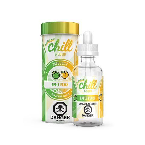 Chill Twisted Apple Peach - Evaperated