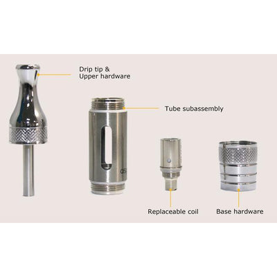 Aspire ET BDC Stainless Series