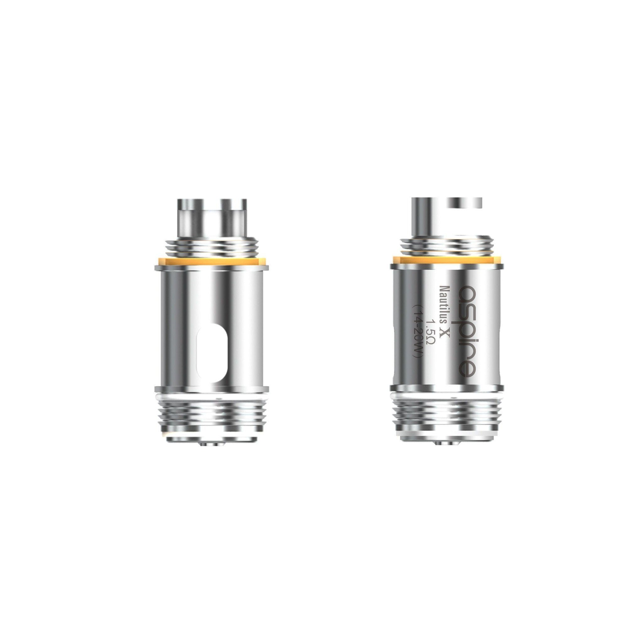 Aspire Nautilus X Coils - 5pk - Evaperated