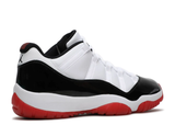 "AIR JORDAN 11 RETRO LOW ""CONCORD-BRED"" HOMBRE"