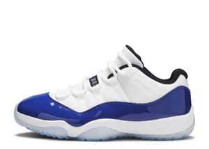 "AIR JORDAN 11 RETRO LOW WMNS ""CONCORD SKETCH"""