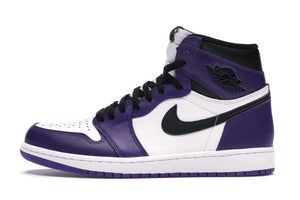 "AIR JORDAN 1 HIGH OG ""COURT PURPLE 2.0"" HOMBRE"