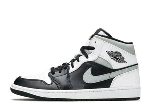 "AIR JORDAN 1 MID ""WHITE SHADOW"" HOMBRE"