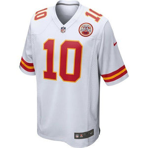 CAMISETA DE FÚTBOL NIKE KANSAS CITY CHIEFS - BLANCO / ROJO