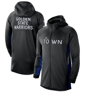 "SUDADERA NIKE GOLDEN STATE WARRIORS ""CITY EDITION"" AUTHENTIC SHOWTIME THERMA FLEX"
