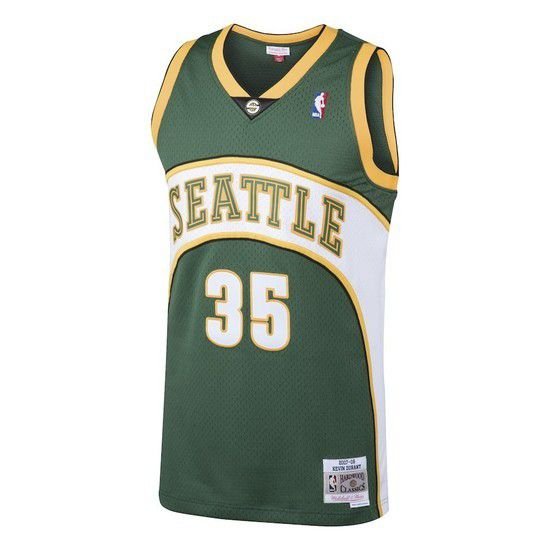 CAMISETA MITCHELL & NESS SEATLE SUPERSONICS SWINGMAN CLASSIC TANK TOP - VERDE