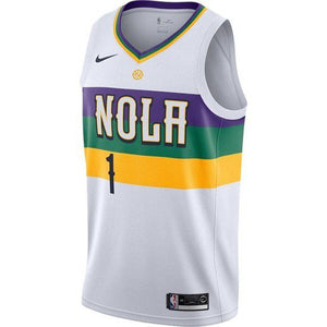 CAMISETA NIKE NEW ORLEANS PELICANS CITY EDITION 2019/20 SWINGMAN