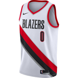 CAMISETA NIKE PORTLAND TRAIL BLAZERS ICON EDITION 2020 SWINGMAN
